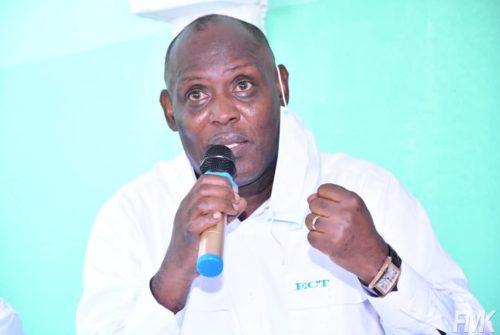 Consultations présidentielles : Aucun député du regroupement AAB n'a été reçu par le chef de l'État précise Boniface Malamage.