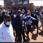 Haut-Katanga : Le gouverneur inspecte les travaux de la route Kilela Balanda.